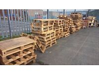 More FREE Small Pallets / Firewood!!