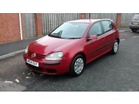 2004 vw golf 1.9 tdi )(pd) s faultless drive excellent condiiton