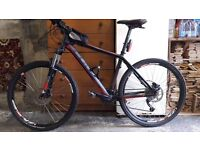 For Sale : Cube Attention 2014 Model Mountain bike Great bike smooth to ride
