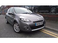2009 Renault Clio 1.5 dCi Dynamique 3dr Hatchback, FSH, Warranty and AA Breakdown available £2,495