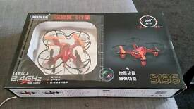 Radio controlled Drone