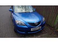 Mazda 3TS 2004