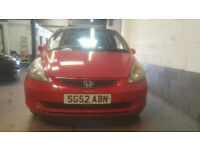 HONDA JAZZ 5 DOOR 1.4