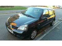 Renault Clio 1.2 Campus 5dr Full Service New Clutch Lady Owner 12 MONTHS MOT