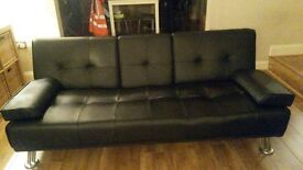 3 seaters sofa bed to give away
