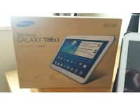 Samsung Galaxy Tab 3 16GB with case, screen protetor and charger Brand new still in box