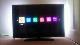 """42"""" HD TV with built in freeview"""