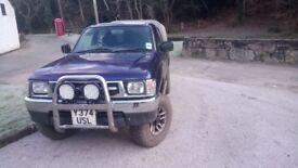 Toyota hilux 2.4td