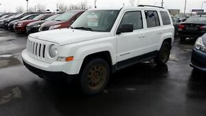 2011 Jeep Patriot AWD AC MAGS