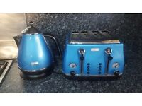 De longhi kettle and toaster