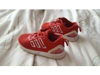 Infant size 7 adidas trainers