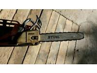 Sthil ms230 chainsaw