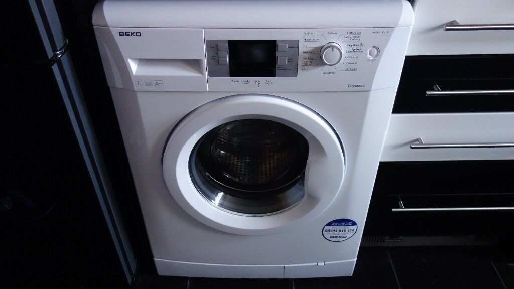 BEKO 7kg A++ Washing Machine Like New
