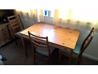 Lovely Dining Table for Sale