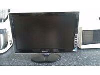 "Samsung 22"" full HD 1080p TV"