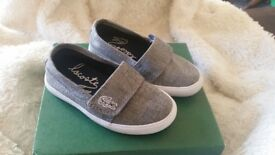 Lacoste kids shoes