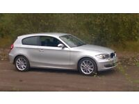 BMW 1 SERIES DIESEL 1 PREVIOUS OWNER.