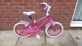 "Girls 16"" Polly bike"