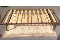Folding Bed Frame - As New