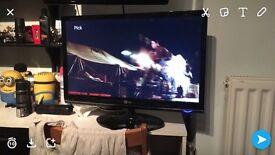 LG 26inch 3d TV