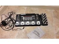 RP500 Integrated Effects Switching System with Manual - Excellent Condition