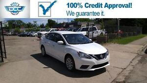 2016 Nissan Sentra SV Low montly Payments!! Apply now!!
