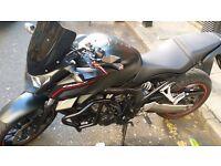 Honda CB650F 2015