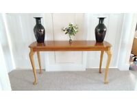 Large hall/console/serving table