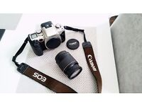 Canon EOS 50E with Canon 28-80 zoom lens for sale  London