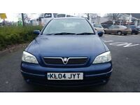 VAUXHALL ASTRA LS AUTO 8v/2004/CAM BELT DONE//FULL SERVICE HISTORY £950