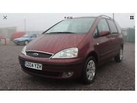 Ford Galaxy 2004 Zetec 2.3,Auto,90k Low Miles,1 Prev Owner,Service History,Long MOT,HPI Clear £1995