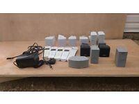 Bose av48 sound system.