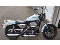 Harley Davidson Sportster 1200 Sport model