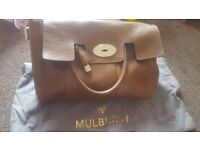 Mulberry basewater buckle bag