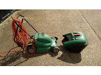 Qualcast Lawnmower - electric