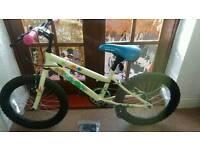 """Apollo Woodland Charm 18"""" bike"""