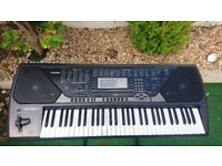 CASIO CTK-811 EX Keyboard and stand