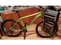 Cannondale Trail 4 2017 Mountain Bike