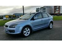 2007 Ford Focus  5dr. Only 88,000 miles. August 2018 MOT.. Punto corsa astra focus civic