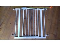 Lindam and Wooden Stair Gates