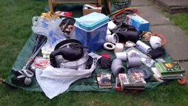 CAR BOOT SALE GOODS FOR SALE,