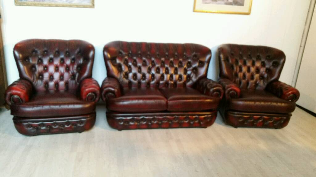 Attractive Chesterfield Monk Suite
