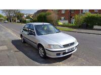 Honda Civic 1.4i SE 1998 - Good condition, low millage