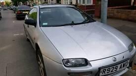 1997 Mazda 323 - 'R' plate