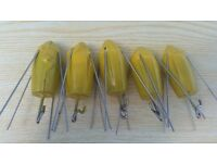 Namix Bullet Styled Colour Crazy Sea Fishing Weights