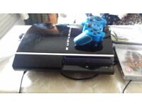 Playstation 3 controller plus 6 games