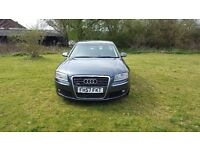 TOP SPEC LUXURY 2008 A8 4.2 TDI QUATTRO