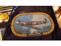 The spitfire plate