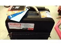 Brand New IT Worlds Lightest Small Wheel Suitcase