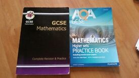 A great collection of multiple GCSEs subjects. Books in great condition.